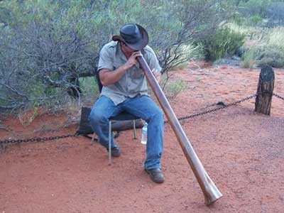 Didgeridoo Snoring Therapy