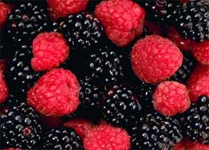Berries Are a Great Source of Fiber