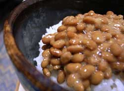 Natto - A Good Source of K2