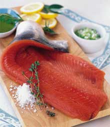 Take Heart in Wild Salmon