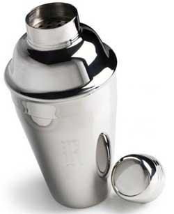 Metallic Shaker Cup