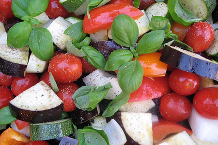 Psoriasis: Mediterranean diet may slow disease progression