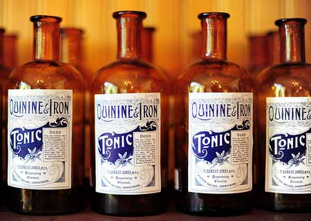 Quinine and breast cancer